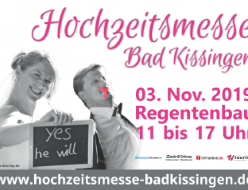 Hochzeitsmesse in Bad Kissingen