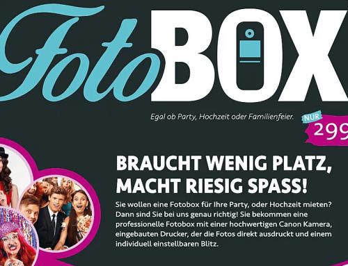 Fotobox mieten in Weimar