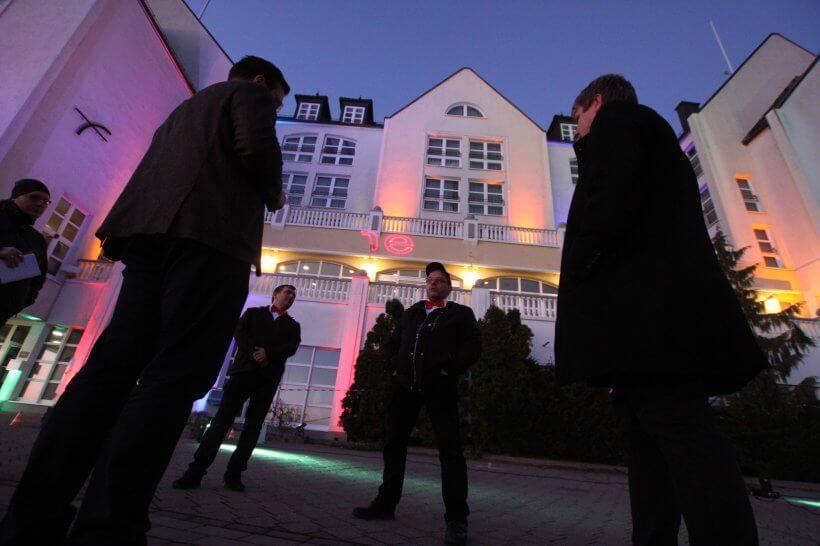 #GastfreundschaftIstHerzenssache Hotel Residenz Bad Frankenhausen Foto Wilhelm Slodczyk (TA)